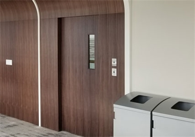 Automated Pocket Door