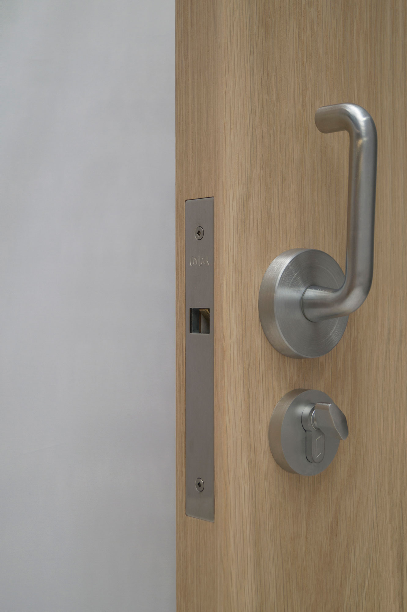 Cl100 Lever Pocket Door Hardware