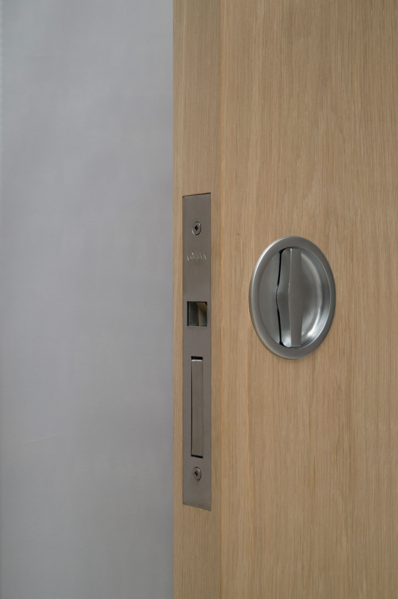 Cl100 Flushturn Pocket Door Hardware