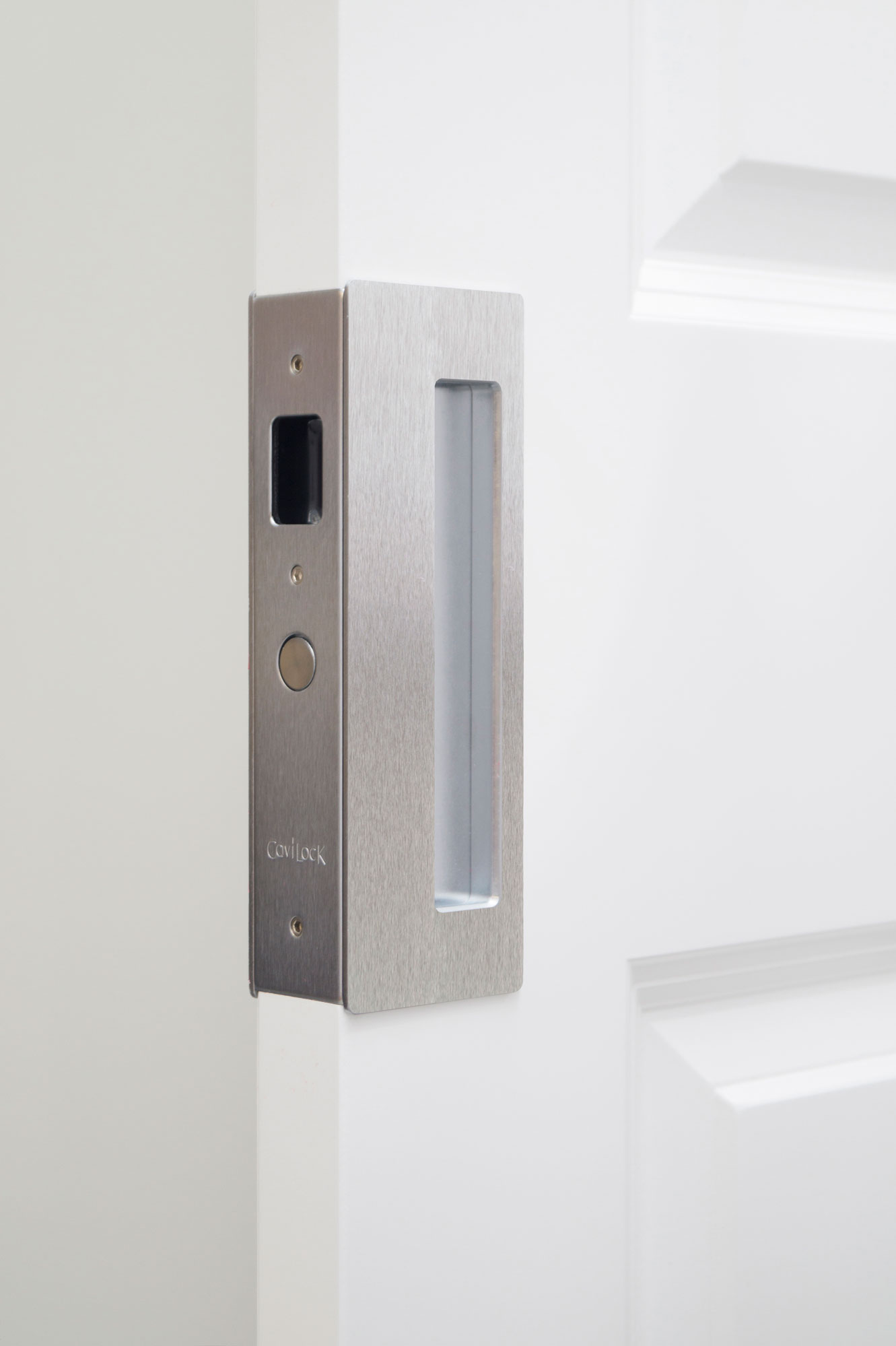 Cl400 Magnetic Pocket Door Hardware