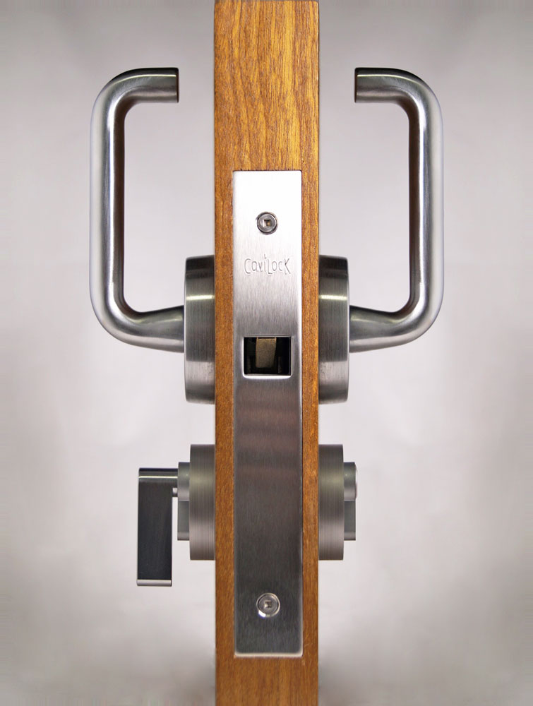 CL100A7018 ADA Pocket Door Lock