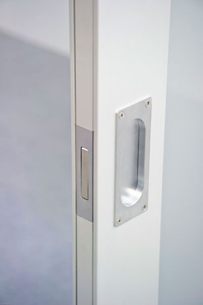 Louey Pocket Door Side Pull & Edge Pull