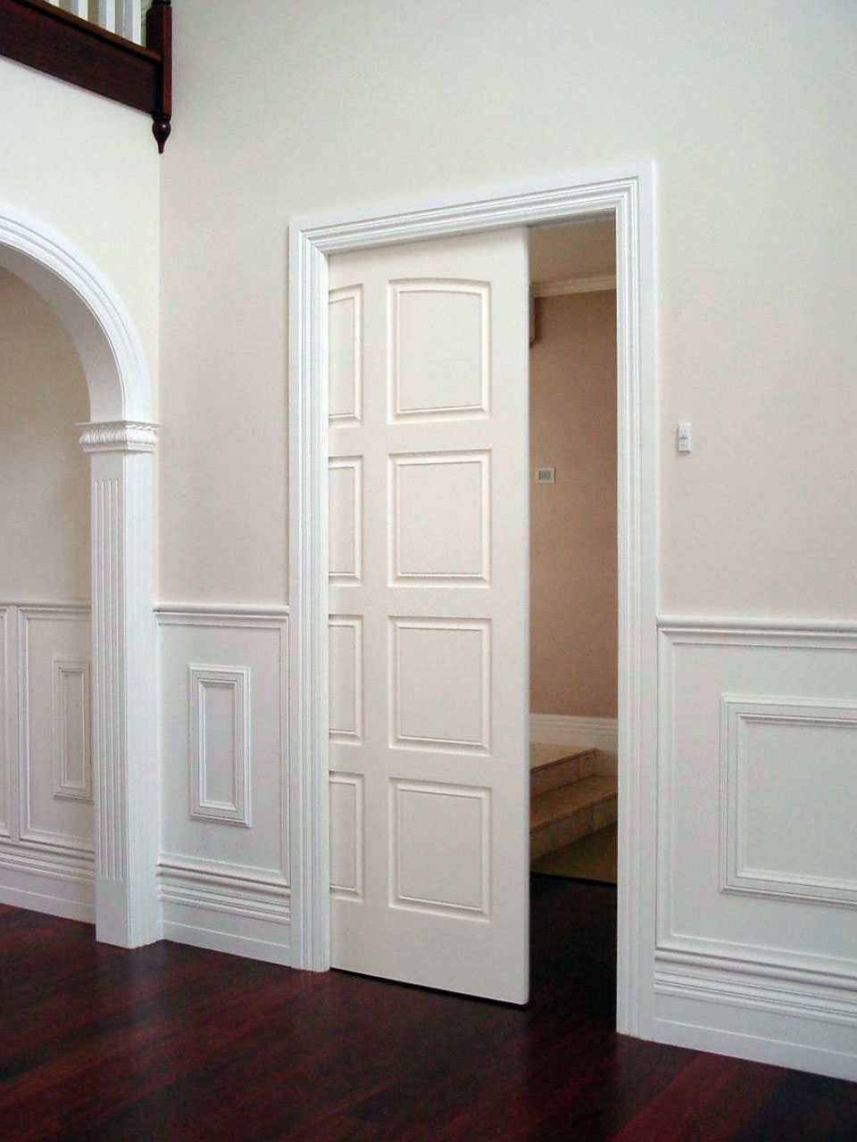 Autocav Residential with custom door