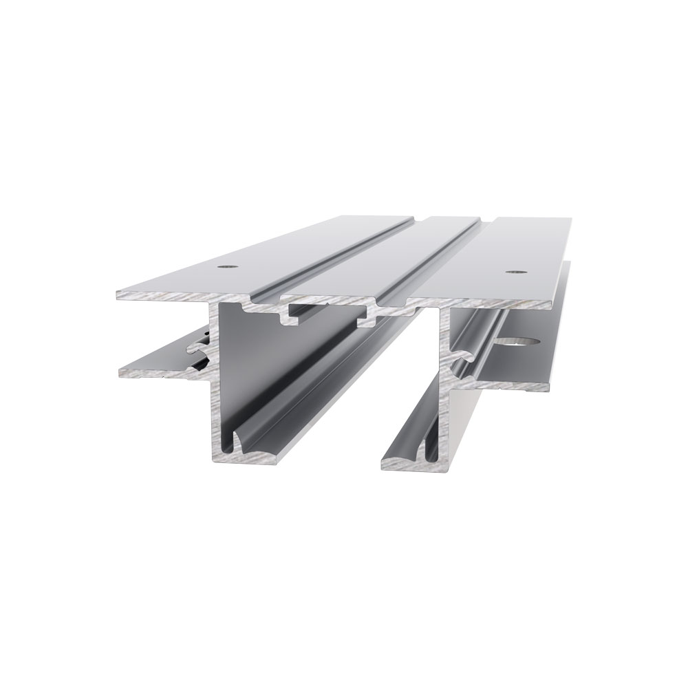Full-Height CeilingMount Single Track