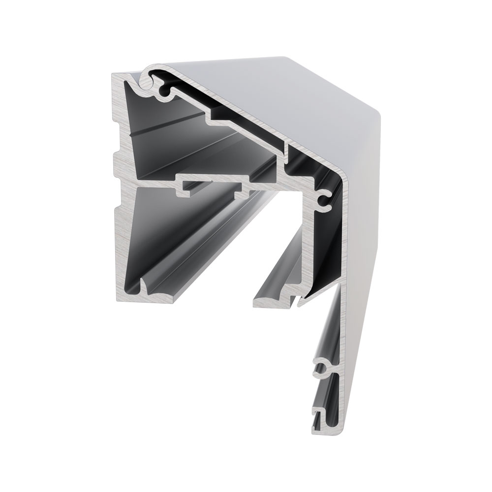 Wall mount track