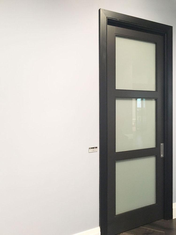 Commercial Sliding Door Hardware Gallery Cavity
