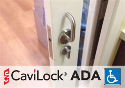 ADA Sliding Door Hardware