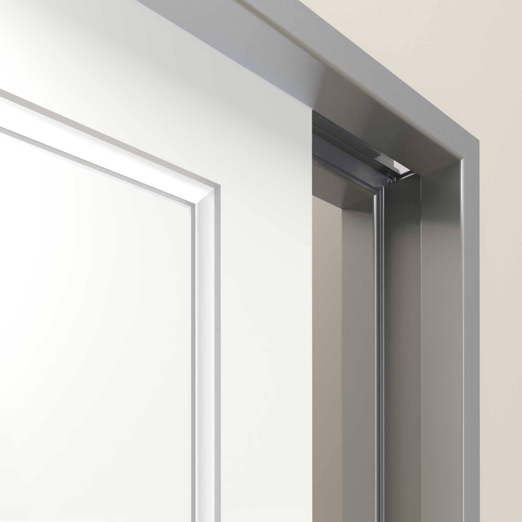 Automatic Pocket Doors
