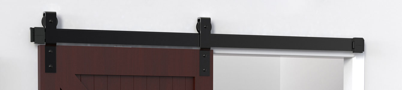 High Quality Barn Door Track Hardware For Sliding Door Applications. CS Barn  Door Track Systems Work Perfectly Every Time, With Engineered Anti Jump  Systems ...